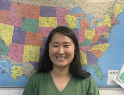 Lina Chung: From Student to Instructor